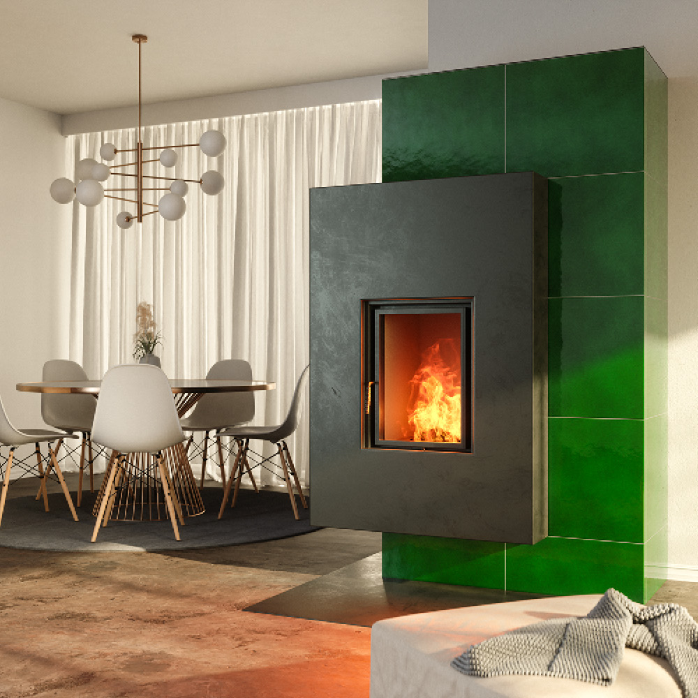 IK05 | Green, glossy