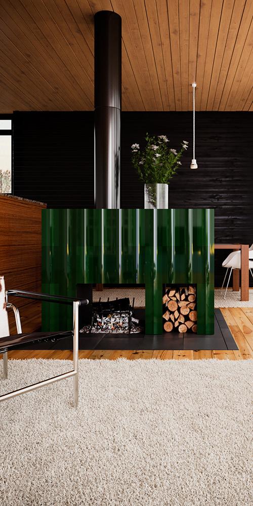 FF04 – FOLD | Green, glossy