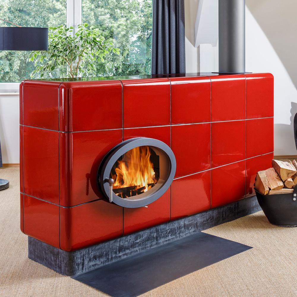 IK18 | Red, glossy
