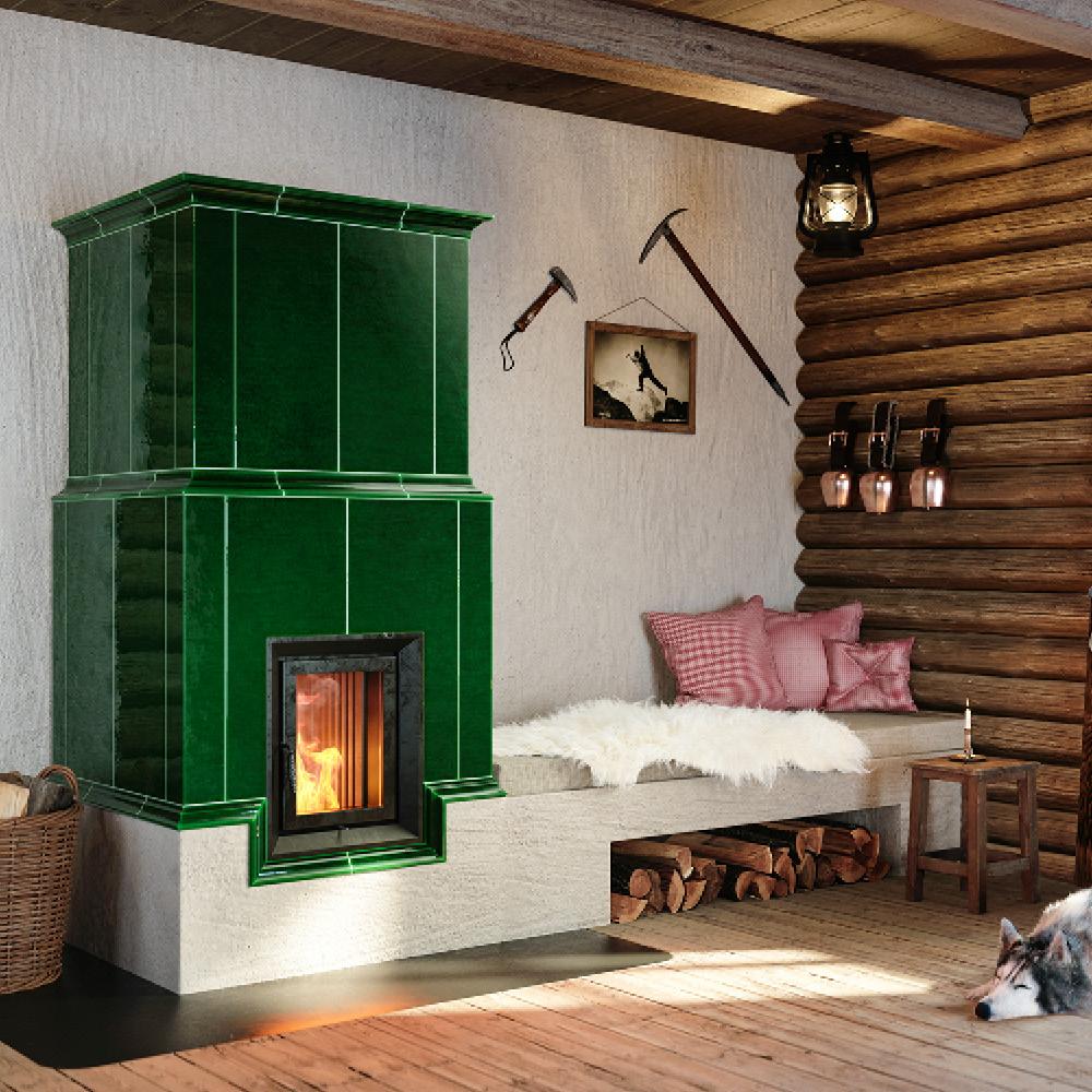 IK03 | Green, glossy